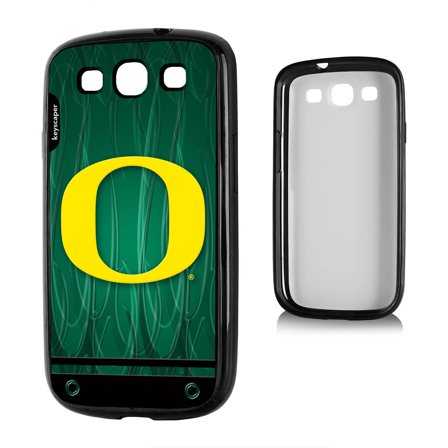 Oregon Ducks Galaxy S3 Bumper Case