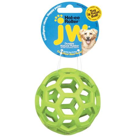Petmate Jw Hol Ee Roller Dog Toy