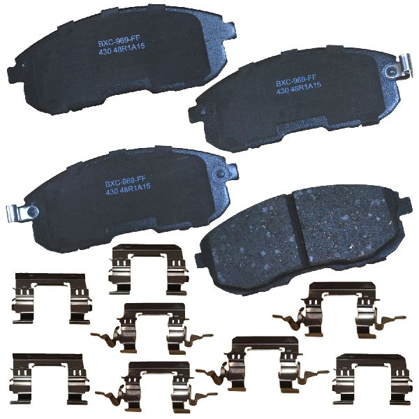 Front Brake Rotors Pads For Nissan Maxima 1989-1990-1991-1992-1993-1994 to 1999