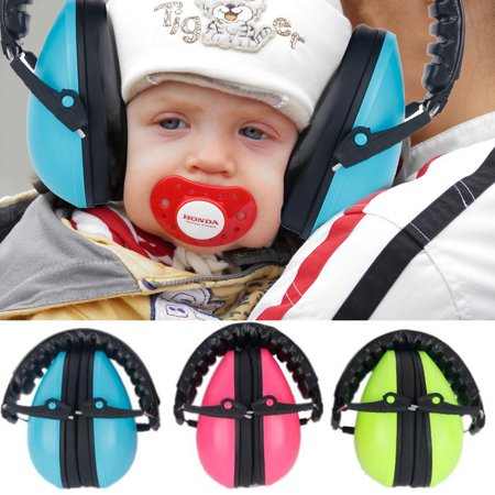 Kids Child Baby Ear Muff Sound Insulation Noise Reduction Comfort Defender Protective Ear
