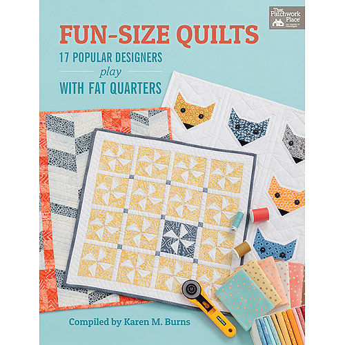 That Patchwork Place-Fun-Size Quilts