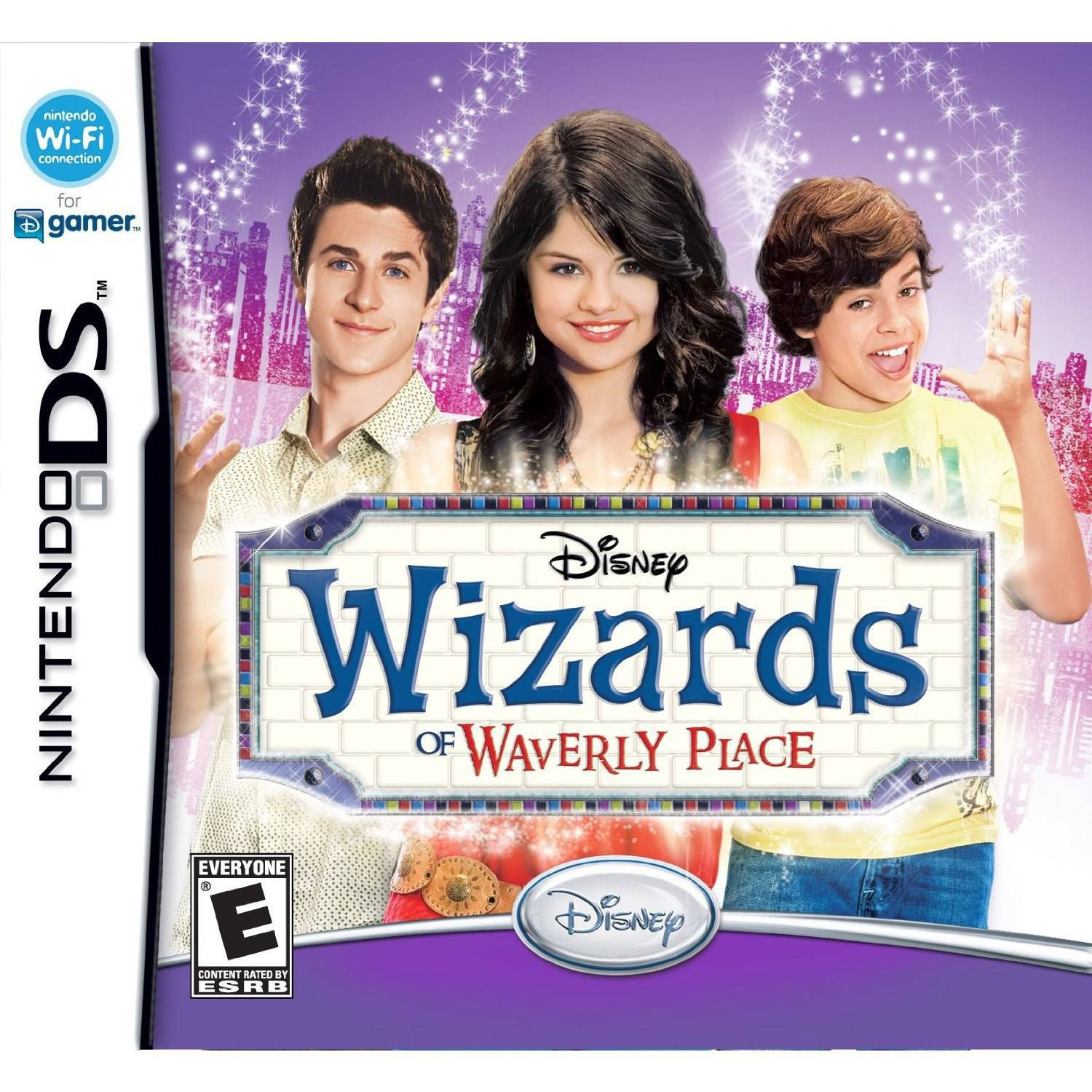 Wizards of Waverly Place (DS)