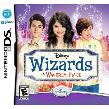 Wizards of Waverly Place - Nintendo DS (Wizards Of Waverly Place My Two Harpers)