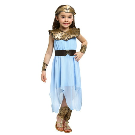 Girls Athena Costume (Athena Costume Ideas)