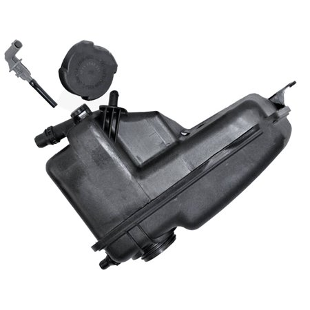 TOPAZ 17137647713 Coolant Overflow Reservoir Expansion Tank w/ Sensor & Cap for BMW E65 E66 745i 750Li 760Li