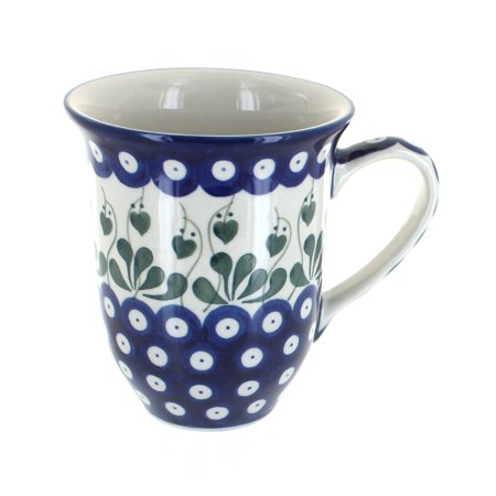 Polish Pottery Alyce Large Coffee Mug ()