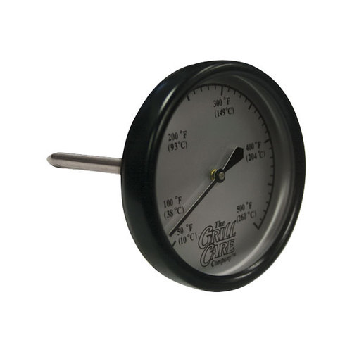 Superieur Backyard Grill BBQ Pit Thermometer