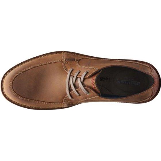 d7e133fb9b4 Clarks - Men s Vargo Walk Sneaker - Walmart.com