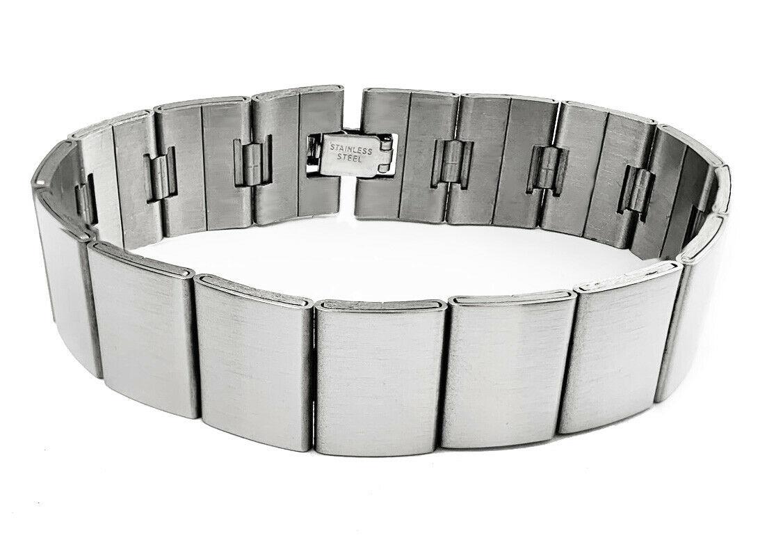 MEN/'S CLASSIC LINK CHAIN  STAINLESS STEEL 316L BRACELET 01