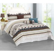 Journee Collection Journee Home 'Menorca' 7-piece Comforter Set