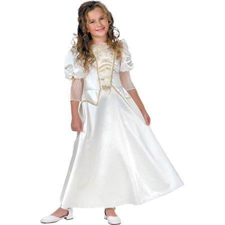 Morris costumes DG6362L Elizabeth Std Child 4 6 - Elizabeth Swann Costume Ideas