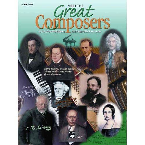 Meet the Great Composers: Book Two