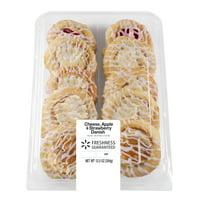 Freshness Guaranteed Assorted Danish, 12.5 oz, 10 Count