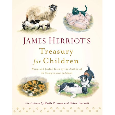 James Herriot's Treasury for Children : Warm and Joyful Tales by the Author of All Creatures Great and Small (The Creatures Halloween Stream)