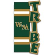William and Mary Applique House Flag