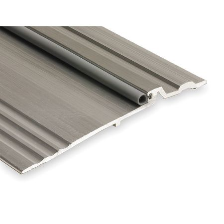 896V-4 Threshold, Smooth/Fluted Top, 4 ft., Alum