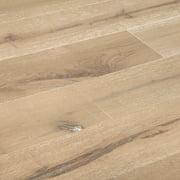 "BuildDirect Tempe Taupe Oak 3mm Thick RL X 7.25"" Engineered Hardwood Flooring (23 sq ft per box)"