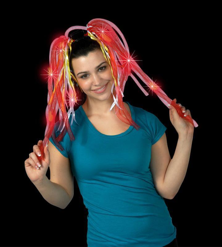 Lumistick LED Light-Up Tentacle Headbopper