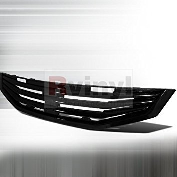 Honda Accord Coupe 2008 2009 2010 Mugen Style Grille - Black