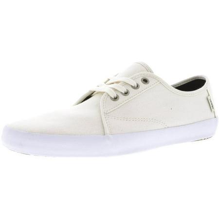 78b2056ad4a Vans - Vans Men s Costa Mesa Marshmallow Ankle-High Canvas Skateboarding  Shoe - 10.5M - Walmart.com