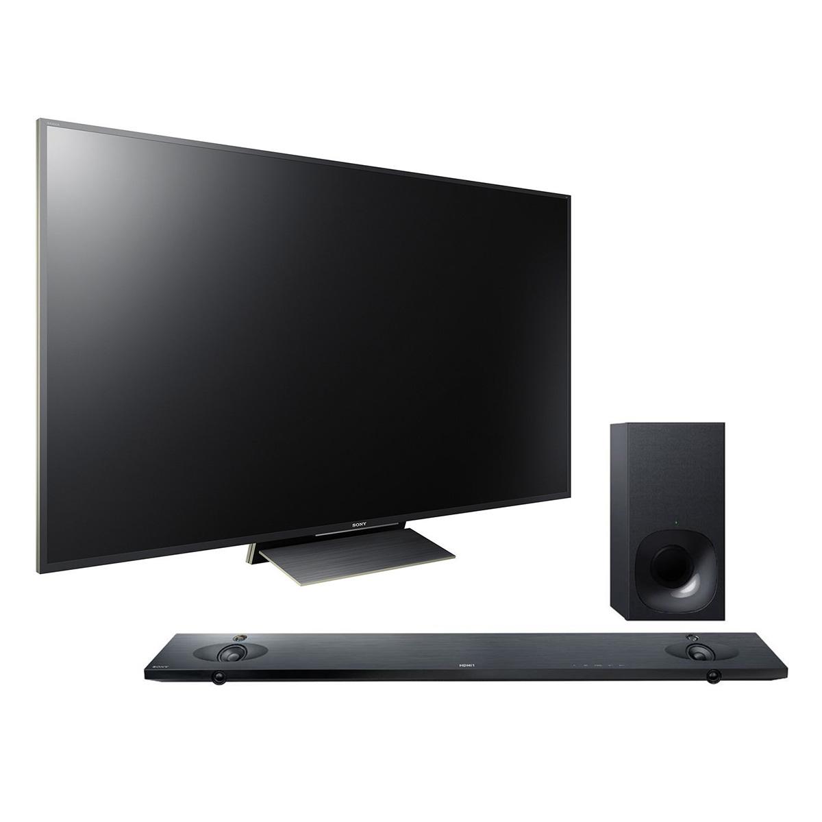 """Sony XBR-65Z9D 65"""" Class Z9D Series 4K HDR Ultra HD TV wi..."""