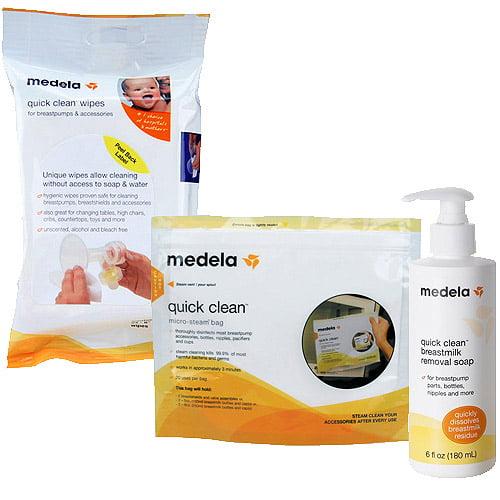 Medela Cleaning Solution Set