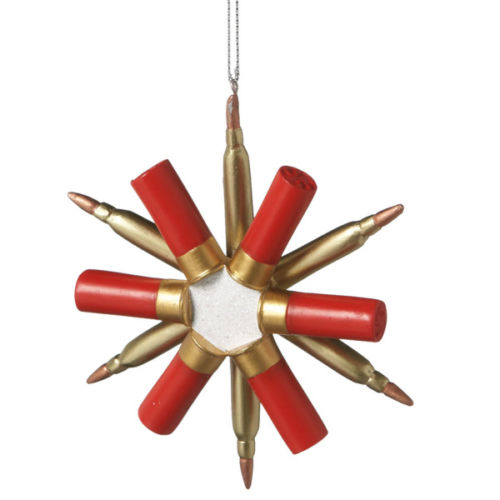 Hunter Christmas Ornaments