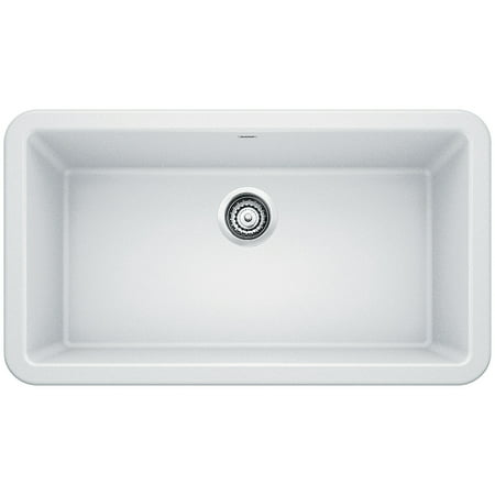 Silgranit Granite Bar Sink - Blanco IKON 33