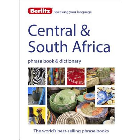 - Berlitz Language: Central & South Africa Phrase Book & Dictionary