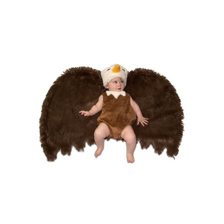 Swaddle Wings Bald Eagle Infant - Bald Eagle Costume