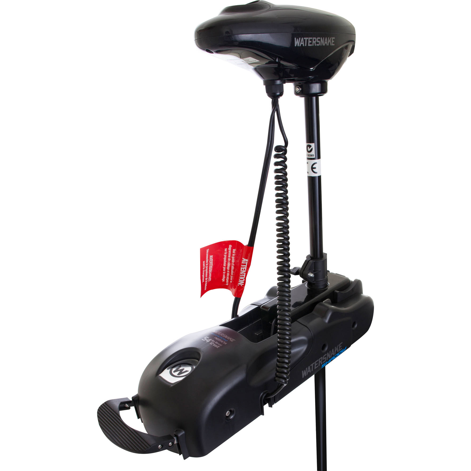 Watersnake Shadow Trolling Motor, FW 44/48 BM