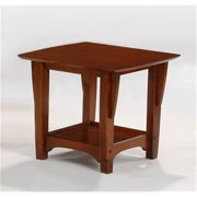 Night and Day Furniture TE-EVE-CH Evening End Table in Cherry