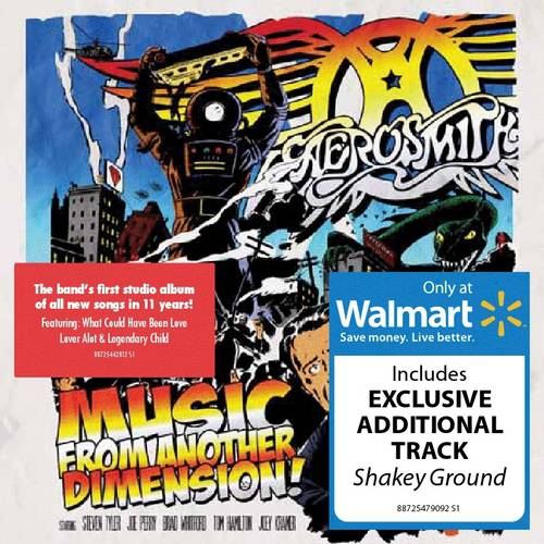 Music From Another Dimension (Walmart Exclusive)