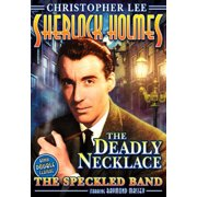 Sherlock Holmes and the Deadly Necklace / The Speckled BAnd (DVD)