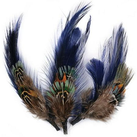 "Feather Picks, 4""-7"", 2/Pkg"
