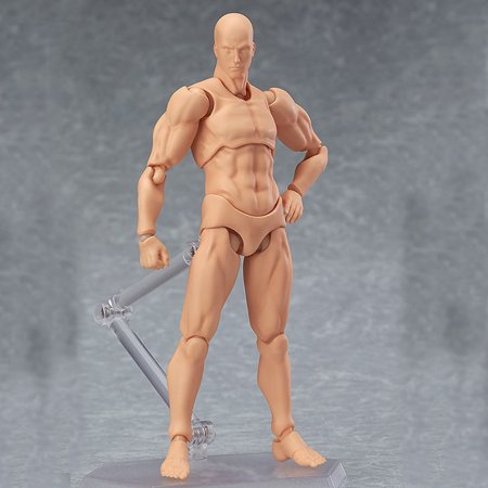 iLH Mallroom Drawing Figures For Artists Action Figure Model Human Mannequin Man Woman Kits