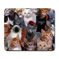 POPCreation Cats Galore Mouse pads Gaming Mouse Pad 9.84x7.87 inches