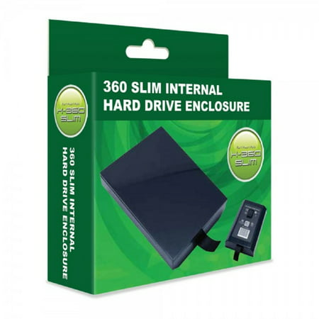 Internal Hard Drive Enclosure for Xbox 360 Slim (60gb Hard Drive For Xbox 360 Slim)