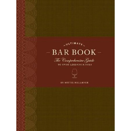 The Ultimate Bar Book: The Comprehensive Guide to Over 1,000 Cocktails](Cheap Halloween Cocktails)
