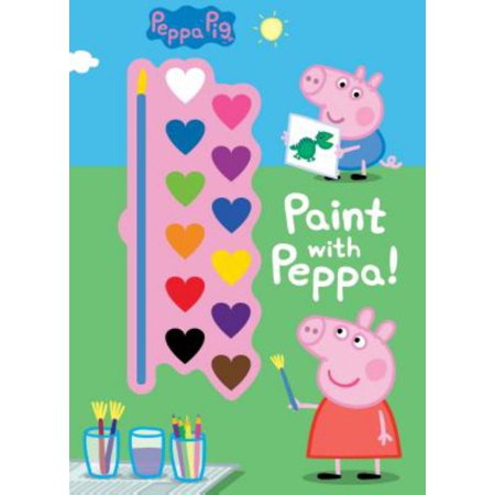 Peppa Pig: Paint with Peppa! - Peppa Pig Painting