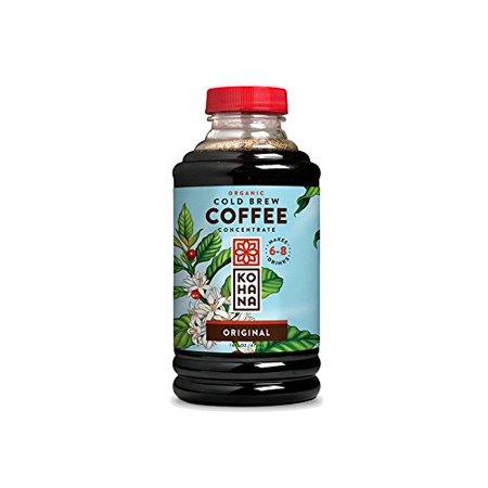 Organic Cold Brew Coffee Concentrate; Original - Walmart.com