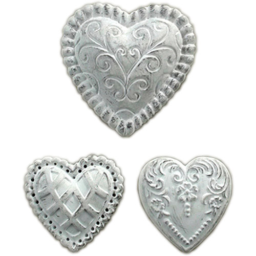 Melissa Frances 477228 With All My Heart Resin Embellishment