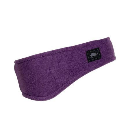 Turtle Fur Double-Layer Bang Band Chelonia 150 Fleece Headband
