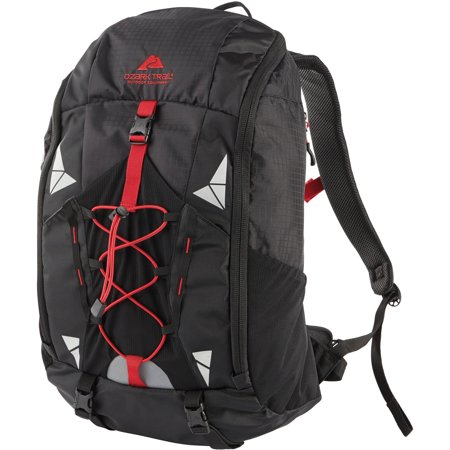 Ozark Trail 40L Crestone Backpack with Large Main Compartment - Walmart.com 0caccd3bb659a