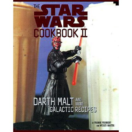 The Star Wars Cookbook II : Darth Malt and More Galactic Recipes](Cupcake War Recipes)
