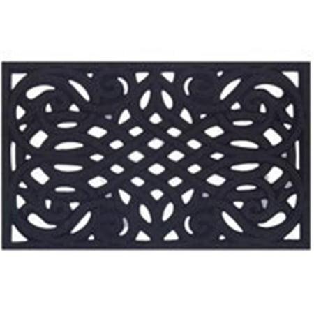 06ABSHE-15-3L Floor Mat Flock Dye Cut, 18 By 30 - image 1 of 1