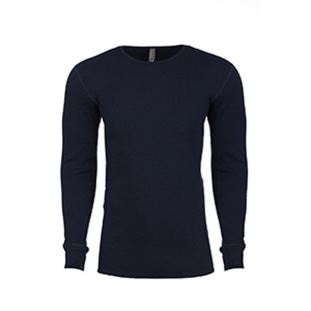 N8201 Nl 8201 Adult Ls Thermal Midnight Navy Xs - image 1 of 1