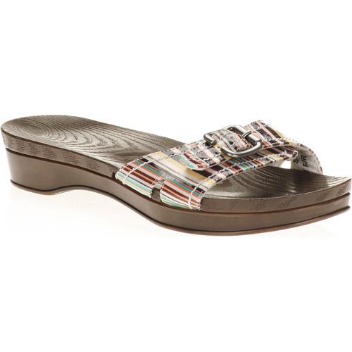 Dr. Scholl's Women's Land Slide Buckle Sandal