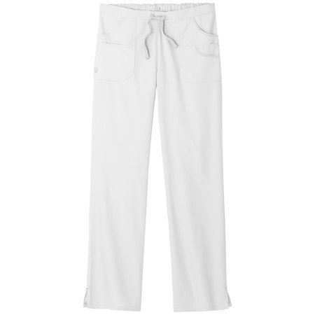 Contrast Edge (Fundamentals Women's Contrast Binded Edge Pockets Metro Pant )