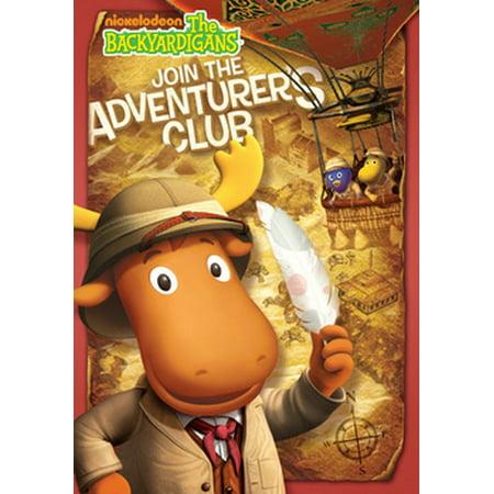 The Backyardigans: Join The Adventure's Club (DVD) - Backyardigans Tasha Halloween Costume